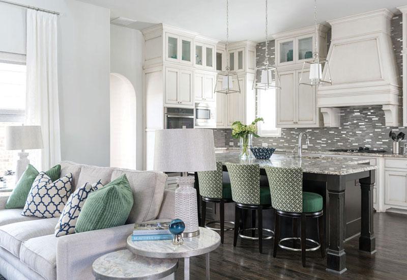 Home 7 | Award-Winning Interior Designers, Interior Decorators, Kitchen Designers, Bath Designers, Home Renovations, Window Treatments, & Custom Furniture D'KOR HOME by Dee Frazier Interiors | Interior Designer Dallas TX