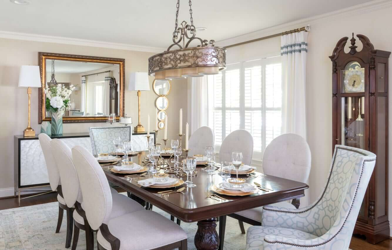 2020 Trends Dining Room Design Ideas