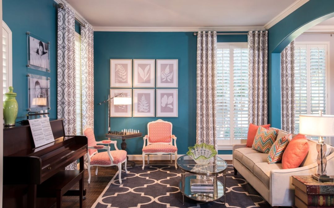 Colorful Home- McKinney, TX