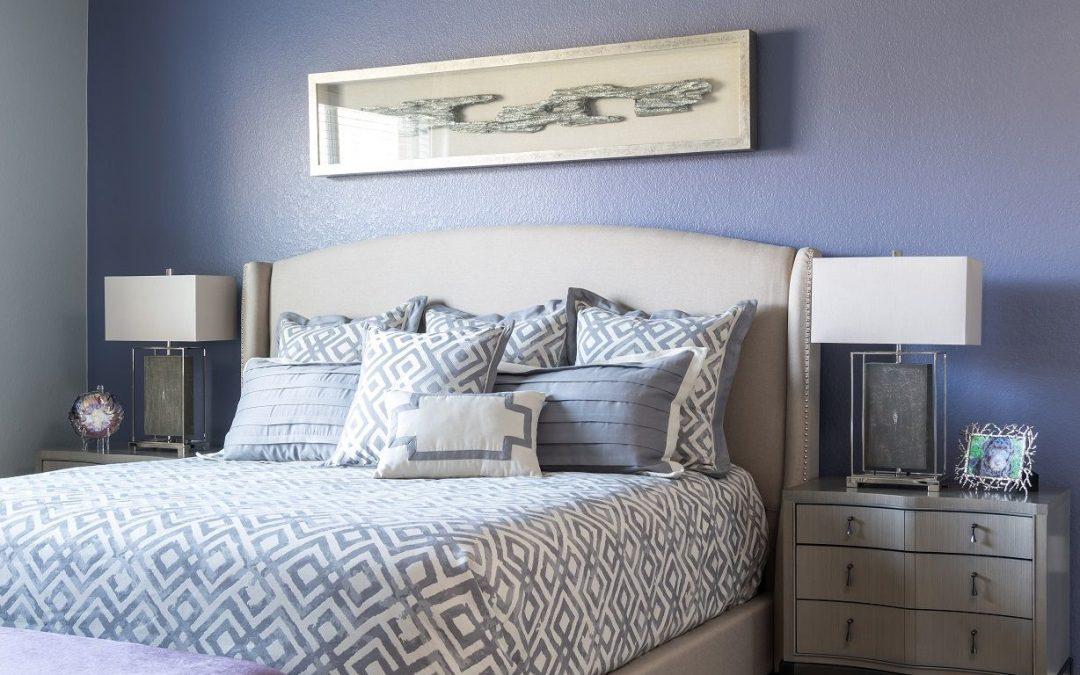 Transitional Bedroom Suite – Condo Living