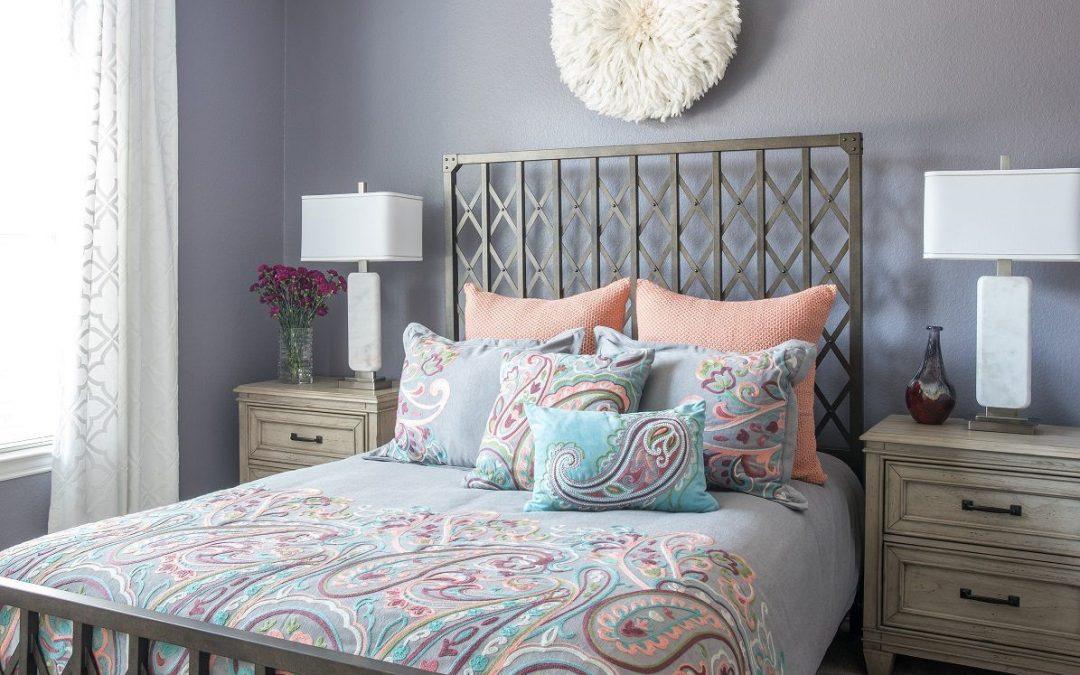 Guest Bedroom- Plano, TX