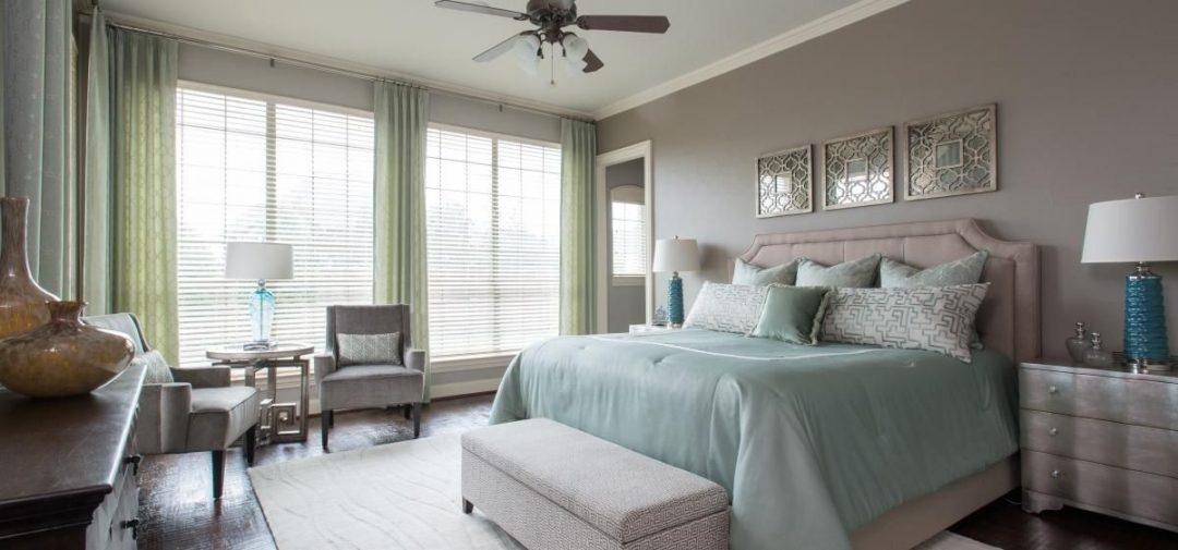 Master Bedroom – McKinney, TX
