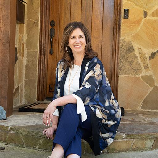 Dee Frazier, Interior Design Firm Owner