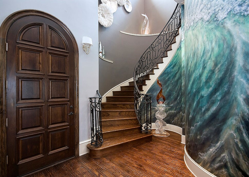 Ocean, Scuba Diving, Foyer Design Idea, Home Design Idea