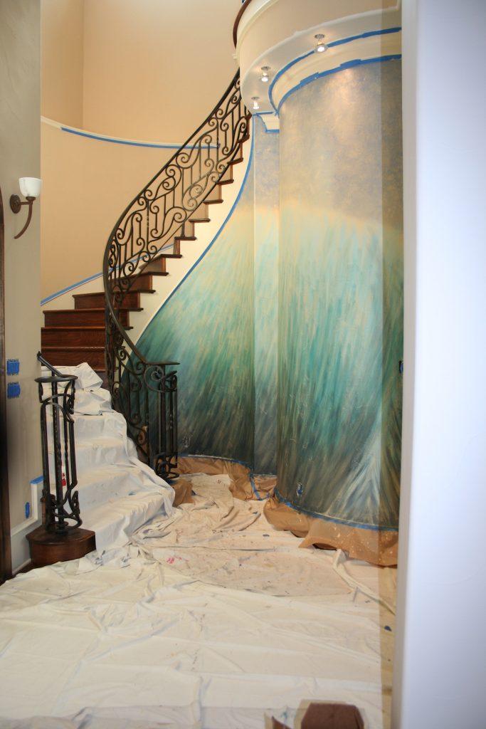 Organic, Faux Finish Ideas, Wall Mural Ideas