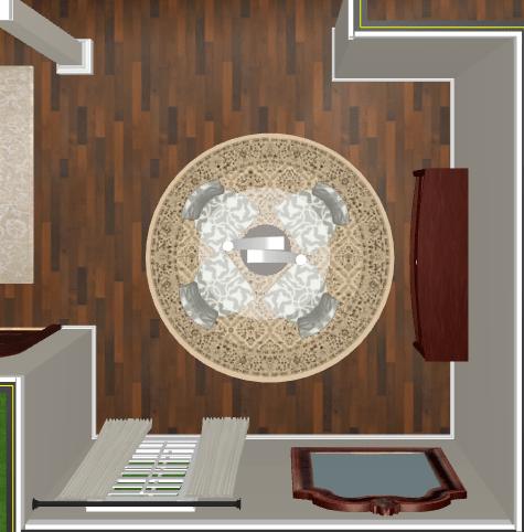 texas, interior designer, 3D rendering, Dee Frazier