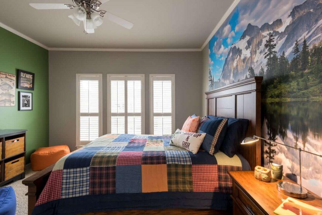 Cabin Themed Bedroom Ideas Usefull Information