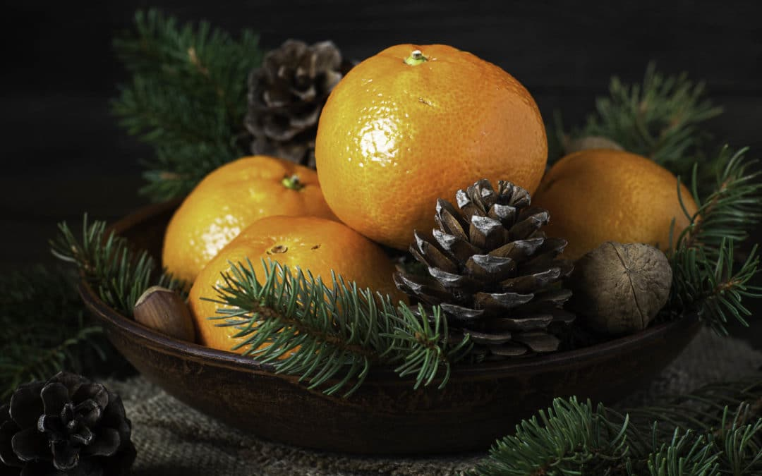 Best Ever 5-Minute Orange Spiced Holiday Tea (With Option to Spike)