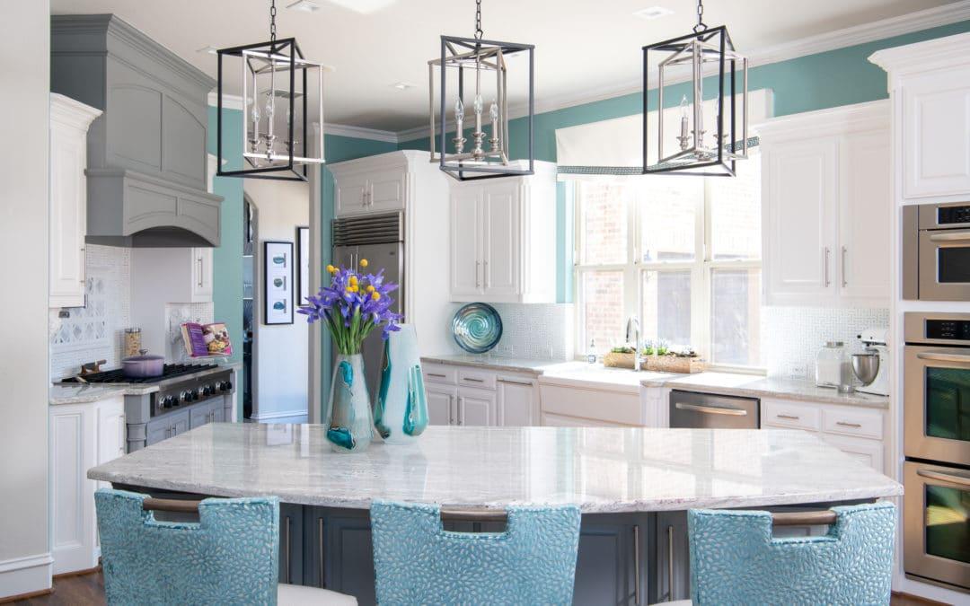 Light To Dark Kitchen Before & After | Kitchen Remodeling Ideas