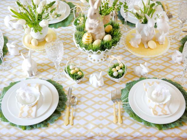 Impress Your Guest! 53 Super Easter Home Decor & Easter Brunch Ideas 29 | Award-Winning Interior Designers, Interior Decorators, Kitchen Designers, Bath Designers, Home Renovations, Window Treatments, & Custom Furniture D'KOR HOME by Dee Frazier Interiors | Interior Designer Dallas TX