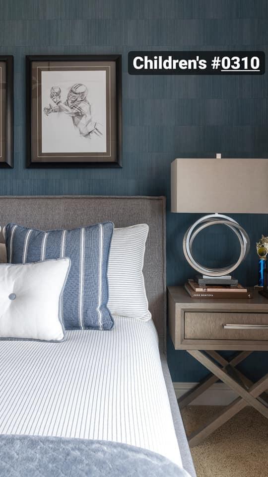 kids room interior design projects from Dallas, TX interior designer Dee Frazier