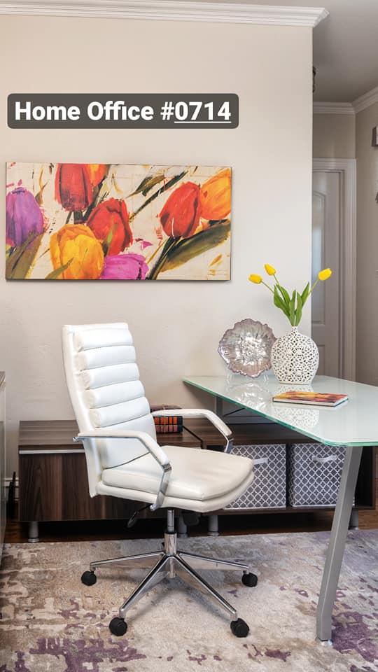 home office interior design projects from Dallas, TX interior designer Dee Frazier