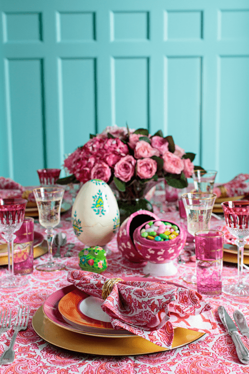 Impress Your Guest! 53 Super Easter Home Decor & Easter Brunch Ideas 7 | Award-Winning Interior Designers, Interior Decorators, Kitchen Designers, Bath Designers, Home Renovations, Window Treatments, & Custom Furniture D'KOR HOME by Dee Frazier Interiors | Interior Designer Dallas TX