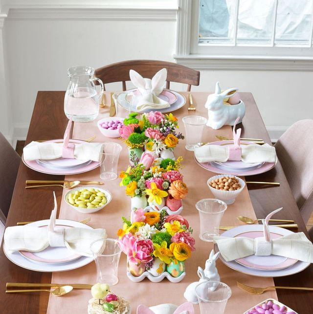 Impress Your Guest! 53 Super Easter Home Decor & Easter Brunch Ideas 8 | Award-Winning Interior Designers, Interior Decorators, Kitchen Designers, Bath Designers, Home Renovations, Window Treatments, & Custom Furniture D'KOR HOME by Dee Frazier Interiors | Interior Designer Dallas TX