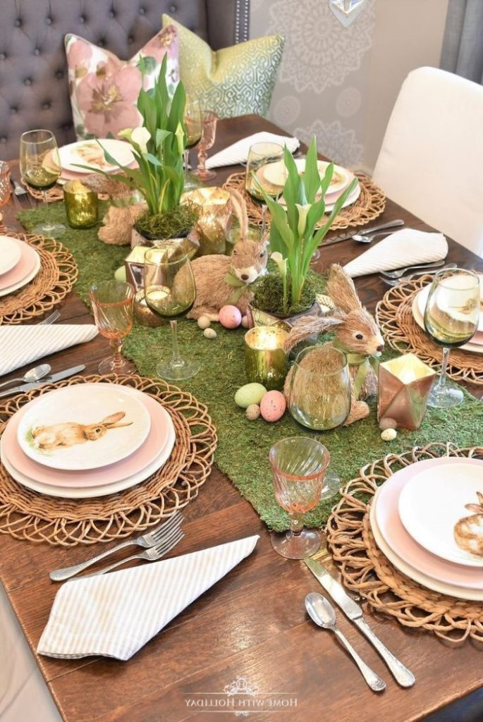 Impress Your Guest! 53 Super Easter Home Decor & Easter Brunch Ideas 13 | Award-Winning Interior Designers, Interior Decorators, Kitchen Designers, Bath Designers, Home Renovations, Window Treatments, & Custom Furniture D'KOR HOME by Dee Frazier Interiors | Interior Designer Dallas TX