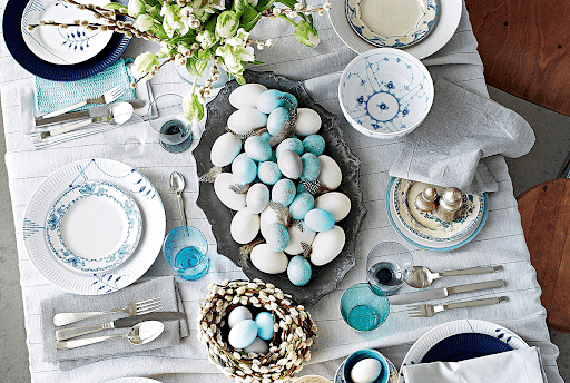 Impress Your Guest! 53 Super Easter Home Decor & Easter Brunch Ideas 22 | Award-Winning Interior Designers, Interior Decorators, Kitchen Designers, Bath Designers, Home Renovations, Window Treatments, & Custom Furniture D'KOR HOME by Dee Frazier Interiors | Interior Designer Dallas TX