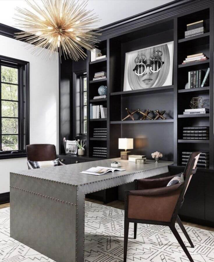 29 Awesome Home Office Interior Design Ideas Dkor Home