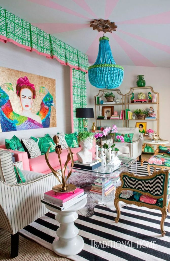 punchy color trends, color trends 2020