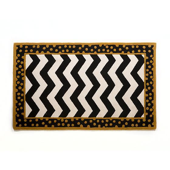 chevron pattern rug