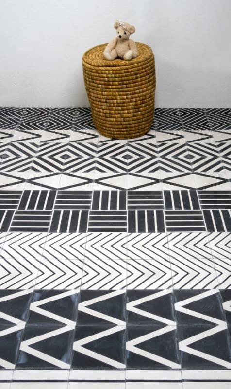 different types of zig zags patterns zig zag black and white tile