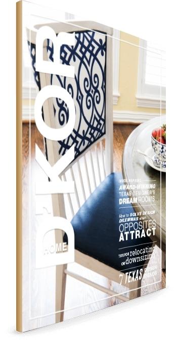 dkor home, dallas interior design magazine, d magazine, dallas design magazine for designers, d magazine