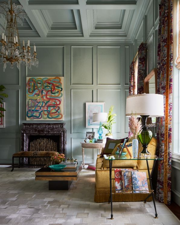 Grace Kelly Inspired Lady's Study Ideas by Jan Showers In Kips Bay Decorator Showhouse 2   Award-Winning Interior Designers, Interior Decorators, Kitchen Designers, Bath Designers, Home Renovations, Window Treatments, & Custom Furniture D'KOR HOME by Dee Frazier Interiors   Interior Designer Dallas TX