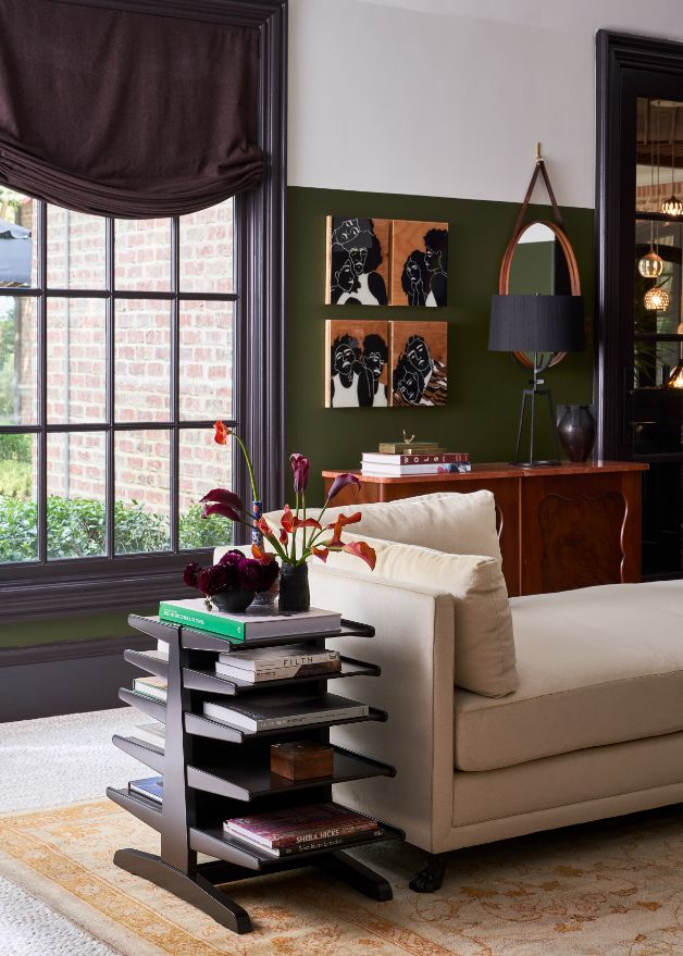 Simplistic Family Room Ideas Worth a Good Storybook from Kips Bay Dallas Showhouse 7   Award-Winning Interior Designers, Interior Decorators, Kitchen Designers, Bath Designers, Home Renovations, Window Treatments, & Custom Furniture D'KOR HOME by Dee Frazier Interiors   Interior Designer Dallas TX
