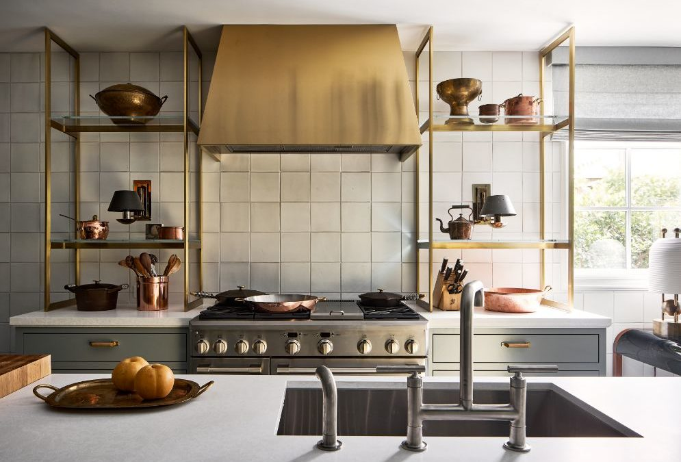 Awesome Luxury Kitchen Design Ideas w/ Prep Kitchen by Chad Dorsey Kips Bay Dallas Designer Showhouse 2020