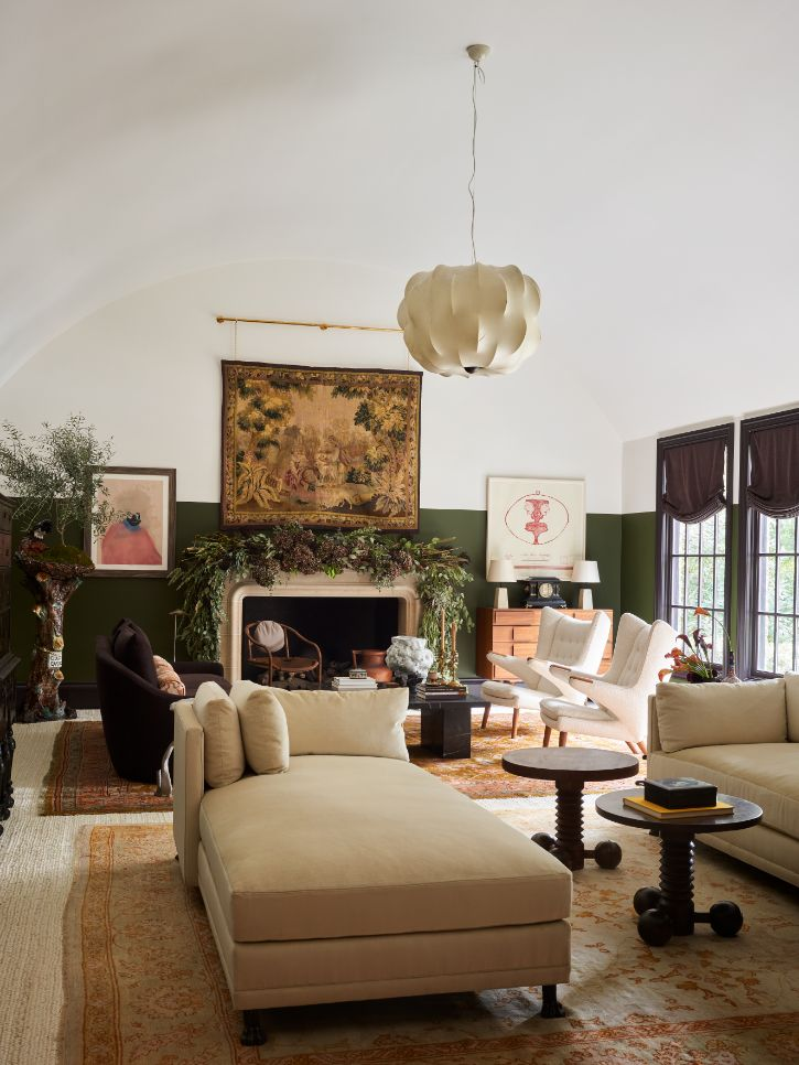 Simplistic Family Room Ideas Worth a Good Storybook from Kips Bay Dallas Showhouse 2   Award-Winning Interior Designers, Interior Decorators, Kitchen Designers, Bath Designers, Home Renovations, Window Treatments, & Custom Furniture D'KOR HOME by Dee Frazier Interiors   Interior Designer Dallas TX