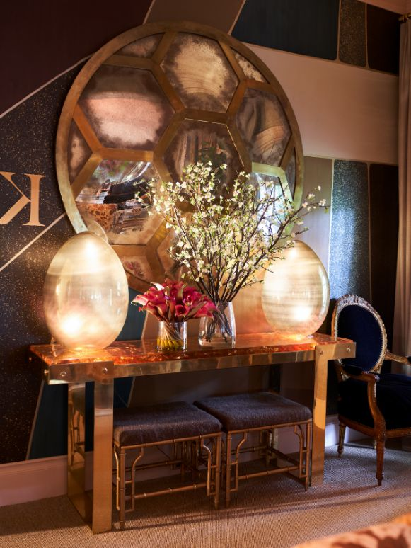 Transitional Master Suite Ideas From Kips Bay Dallas Showhouse Featuring Interior Designs by Kirsten Kelli 7   Award-Winning Interior Designers, Interior Decorators, Kitchen Designers, Bath Designers, Home Renovations, Window Treatments, & Custom Furniture D'KOR HOME by Dee Frazier Interiors   Interior Designer Dallas TX