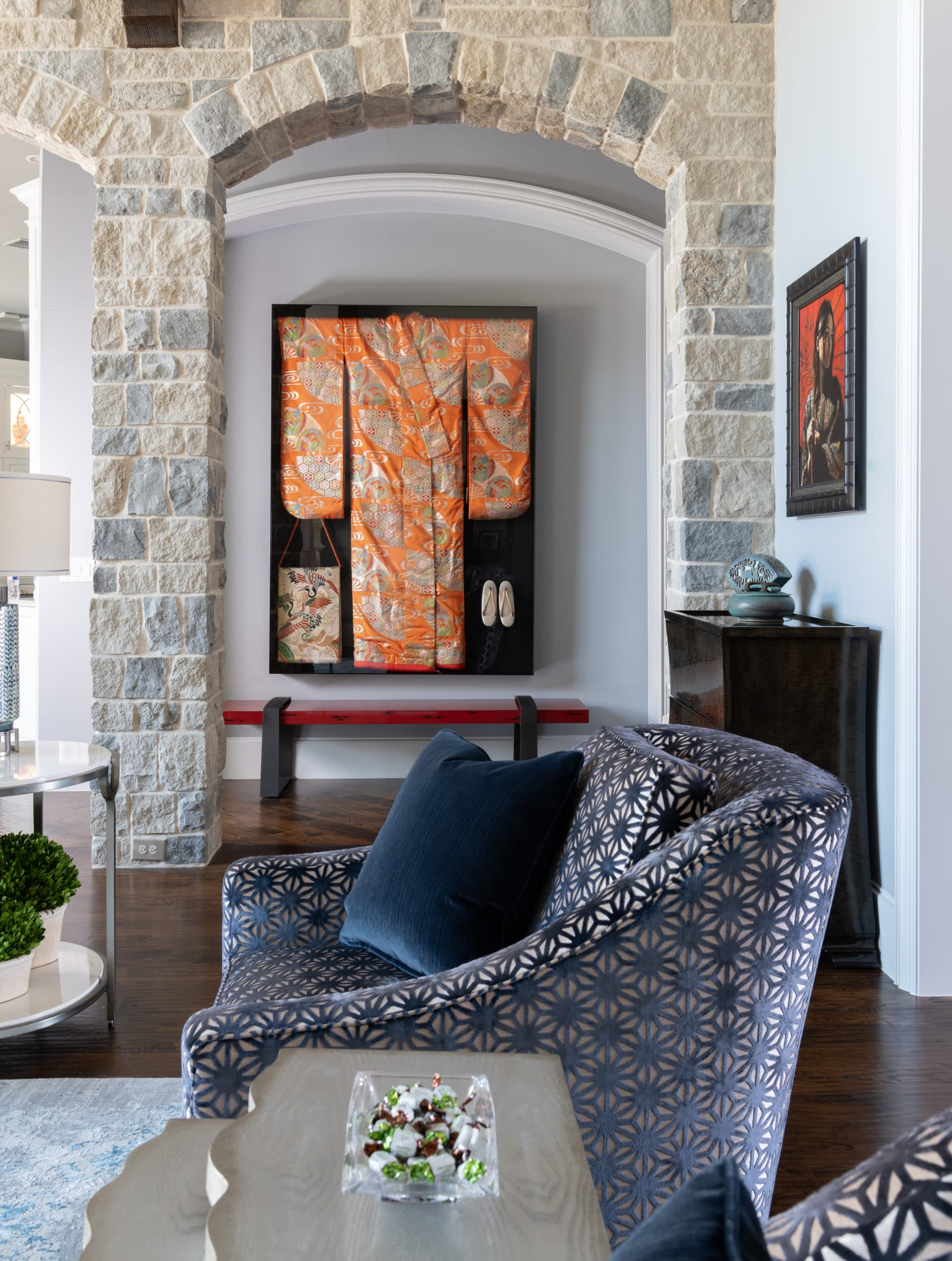 Home Tours 3 | Award-Winning Interior Designers, Interior Decorators, Kitchen Designers, Bath Designers, Home Renovations, Window Treatments, & Custom Furniture D'KOR HOME by Dee Frazier Interiors | Interior Designer Dallas TX